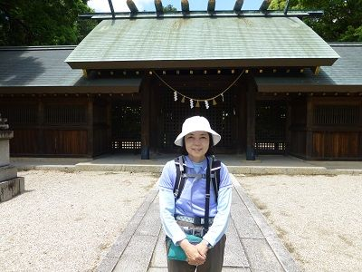 127 明治川神社・本殿