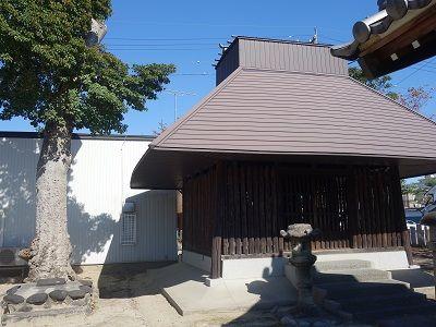 062 八幡社(茅葺きでなかった)