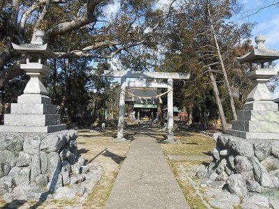 91 許禰神社