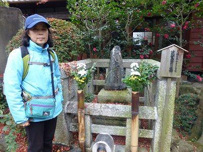 117 松尾芭蕉の墓