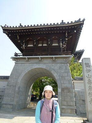 029 寿泉禅寺・入口