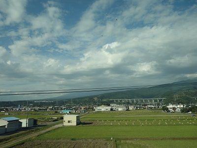 081 雲の中の富士山(新富士付近)