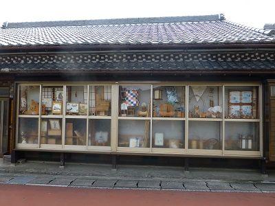 056 街角博物館(竹細工の店)