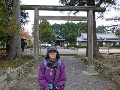 065 五十鈴神社・鳥居