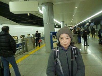 01-① 品川駅