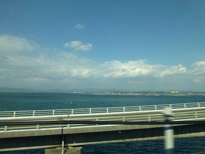 095 浜名湖(車中から)