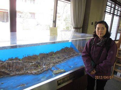22 神奈川宿模型