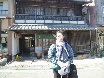 78 日坂宿・池田屋