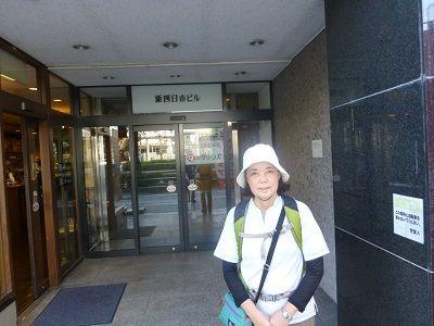 136 新四日市ホテル入口