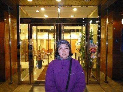 252 ホテル(東横イン)