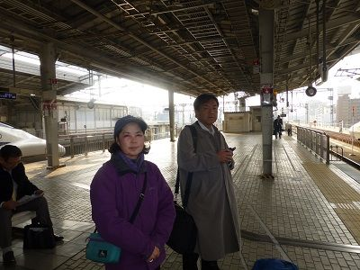 058 新幹線・新大坂駅