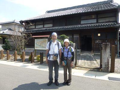 086 庄野宿資料館
