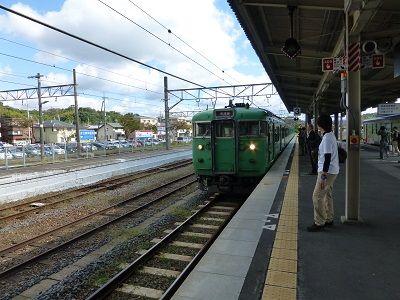 184 貴生川駅・草津線