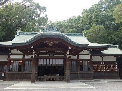 014 上知我麻神社・本殿