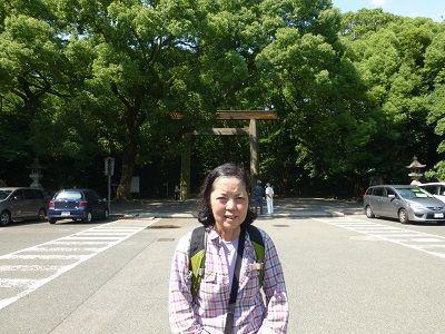 194 熱田神宮・鳥居