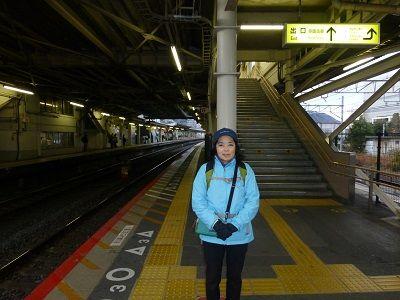 010 石山駅ホーム