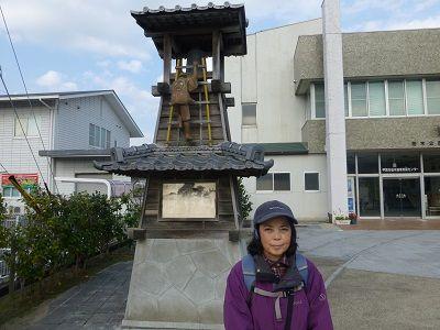 086 時の鐘モニュメント櫓