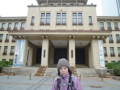08 静岡県庁正面玄関