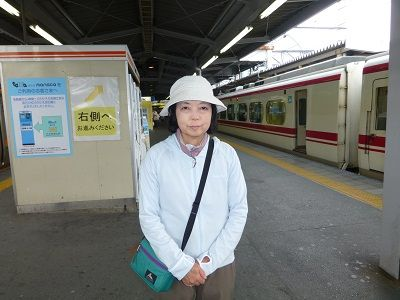 005 名鉄・豊橋駅ホーム