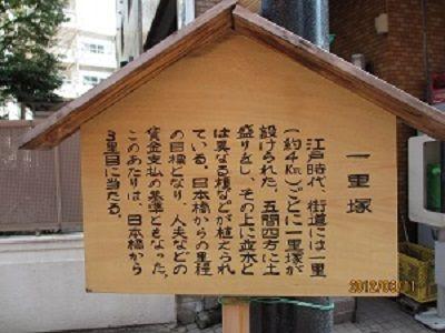 49 003 大森一里塚