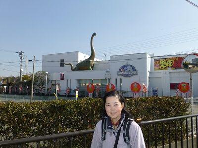 017 ゲーセンの恐竜