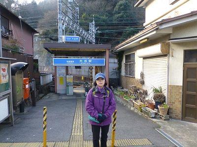 073 京阪電鉄・大谷駅前