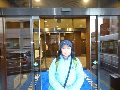 005 ホテル玄関