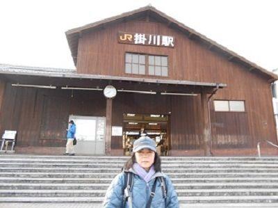 01 JR掛川駅舎
