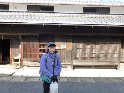 152 有形文化財の家(里内呉服店)