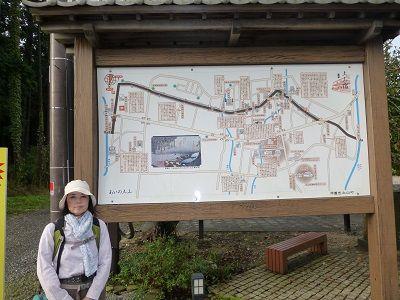 006 土山宿案内図