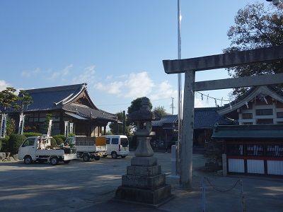 018 憶感神社と吉祥寺