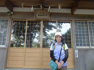 115 川俣神社・本殿