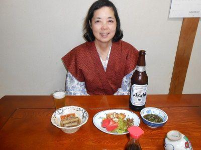 139 あや乃旅館・夕食①