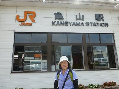 143 JR亀山駅