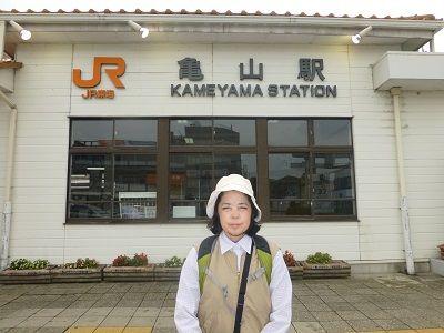 008 亀山駅