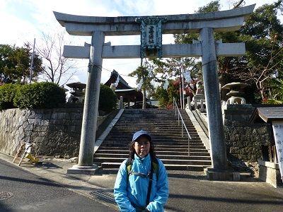 126 平野神社・鳥居