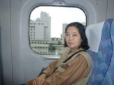 31 新幹線・車内