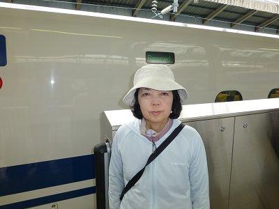 001 東京駅新幹線ホーム