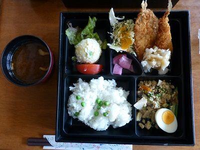 142 昼食(ランチ)