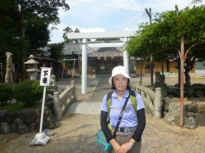 099 川俣神社入口