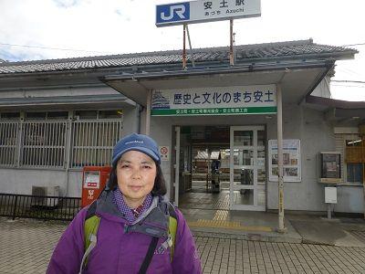 014 安土駅前