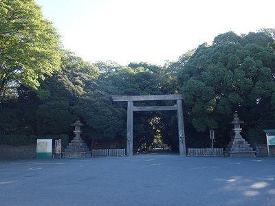 018 熱田神宮・西門