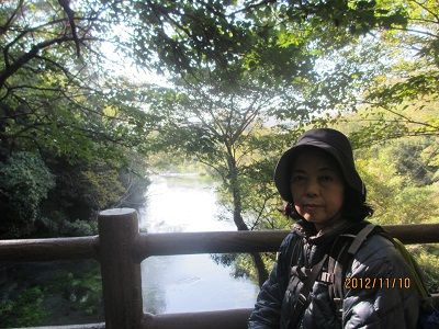 18 柿田川湧水群(第一展望台)