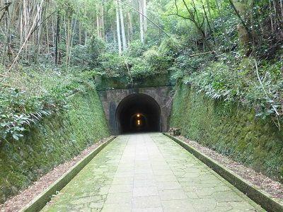 123 明治トンネル入口