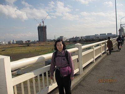 62 六郷大橋(東京側)