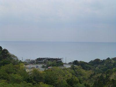 087 潮見坂上からの眺望