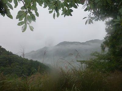 059 鈴鹿峠からの眺望