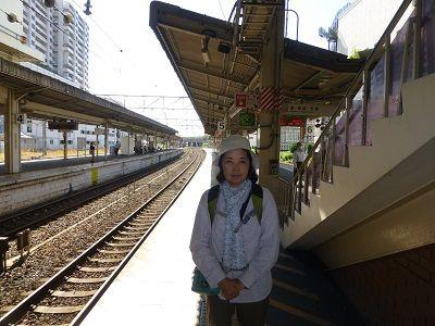185 びわこ線・草津駅