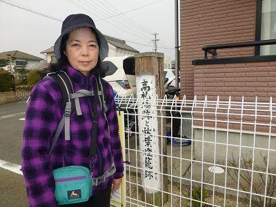 055 高札場&秋葉燈籠跡