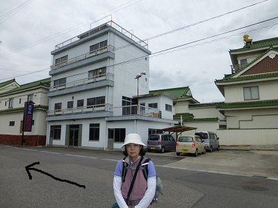 158 ホテル五万石(城風建物)